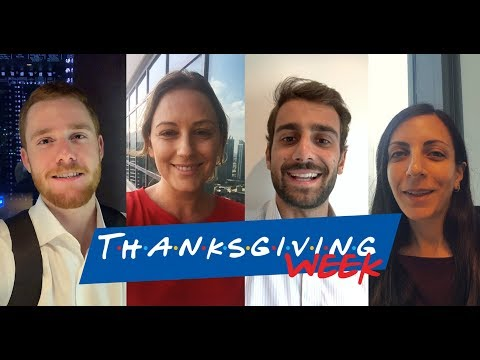 Delta Partners - Thanksgiving Day 2018