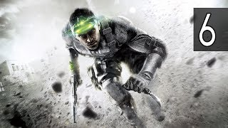 TOM CLANCY'S SPLINTER CELL BLACKLIST - Walkthrough Part 6 Gameplay [1080p HD 60FPS PC] No Commentary