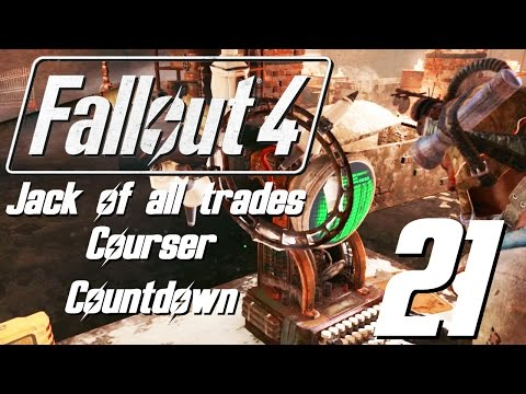 Fallout 4: Jack of All Trades - 21 - Courser Countdown