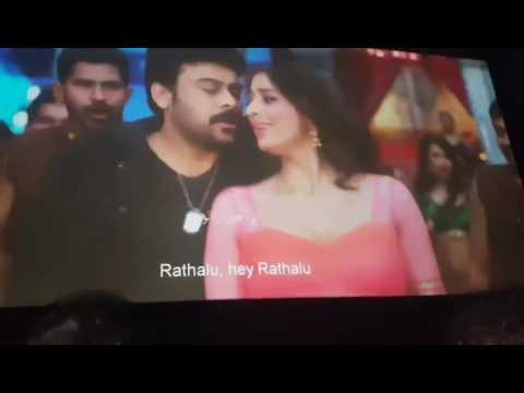 Ratthaalu full video song hdKHAIDI NO150 MOVIE FULL VIDEO SONG