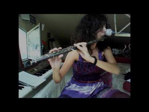 Semilla - Mestis {Flute/Vocal cover}