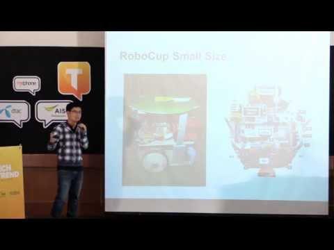 Thai Robotics Team - เป็นแชมป์หุ่นยนต์แล้วไปไหน ?