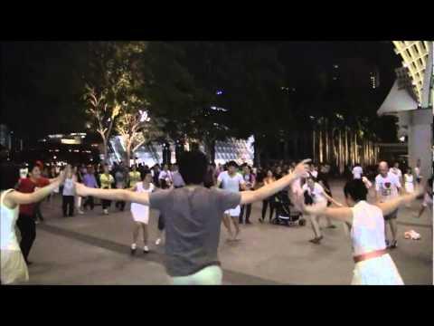 Celebrating Frankie Manning birthday 2012 : Singapore