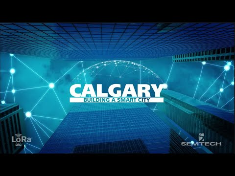 Explore The Smart City of Calgary