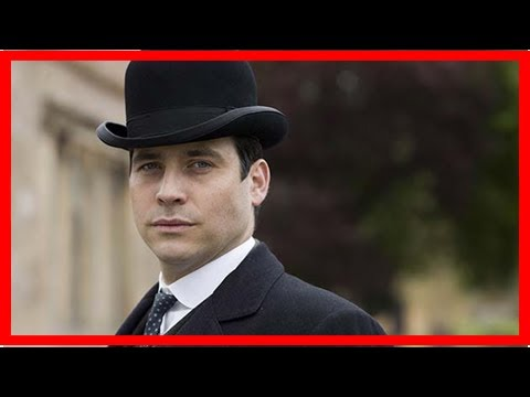 Breaking   Actor Rob JamesCollier makes big reveal about Downton Abbey movie release date