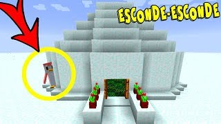 ONDE ESTÁ O PINGUIM?! ESCONDE-ESCONDE (PENGUIM HIDE N SEEK MORPH MINECRAFT)