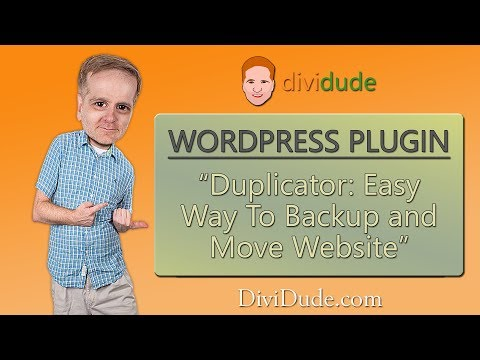 Migrate Divi (and Other WordPress Sites) Easily With Duplicator Plugin