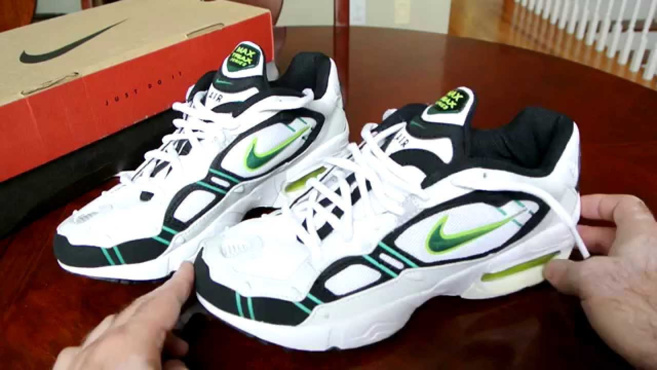 the latest cd693 28b7d nike air max triax history