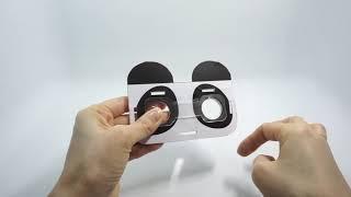 쌍안경만들기