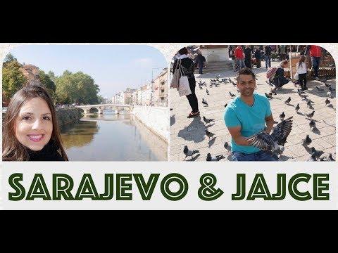 Sarajevo and Jajce, Bosnia and Herzegovina