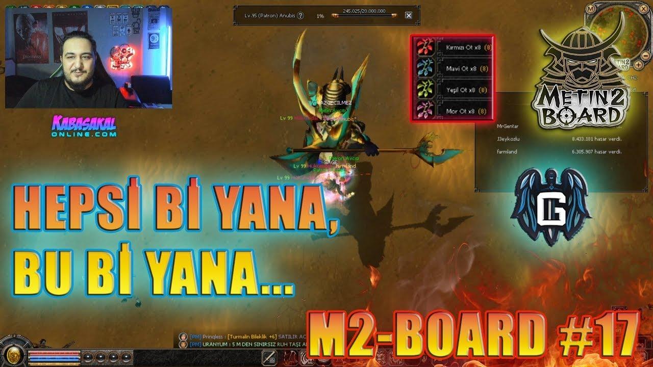 BU İTEM NEDEN BU KADAR MASRAFLI!   M2 Board #17 #Metin2 #Metin2Pvp