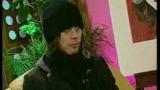HIM - Poland 2001 - Ville Valo interview (VIVA Polska)