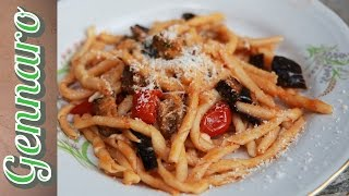 Cassarecci Pasta Recipe | Amalfi Coast