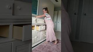Removing Drawers From Broyhill Dresser
