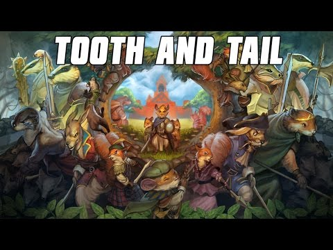 Tooth and Tail Multiplayer 2v2 - Redwall Vs Surreal