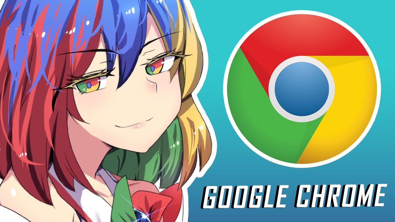 Google Chrome - Anime Short