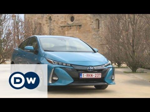 Extrem sparsam: Toyota Prius Plug-In Hybrid | DW Deutsch