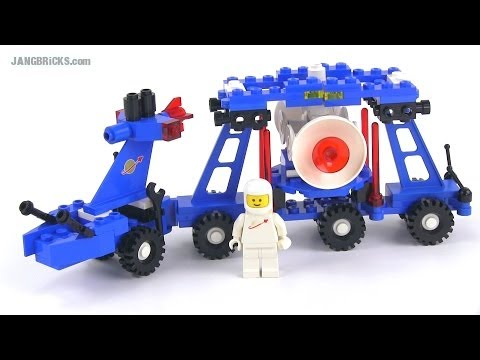LEGO Classic Space 6883 Terrestrial Rover from 1987!