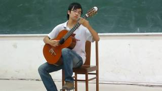 Dang Truong Giang - Serenade to Spring by Secret Garden (Classic Guitar Cover - Live Performance)