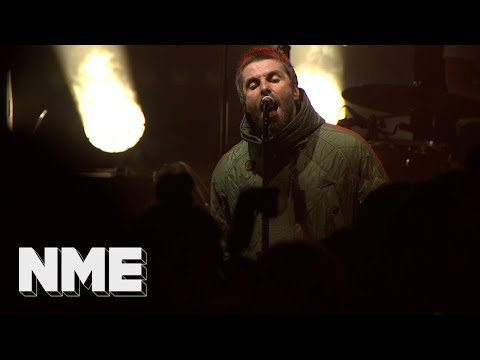 Liam Gallagher plays 'You Better Run' live | VO5 NME Awards 2018 Mp3