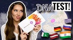 MyHeritage DNA TEST! 🌍 - DAS hätte ich NICHT erwartet!🤯💥   Valeria Greb
