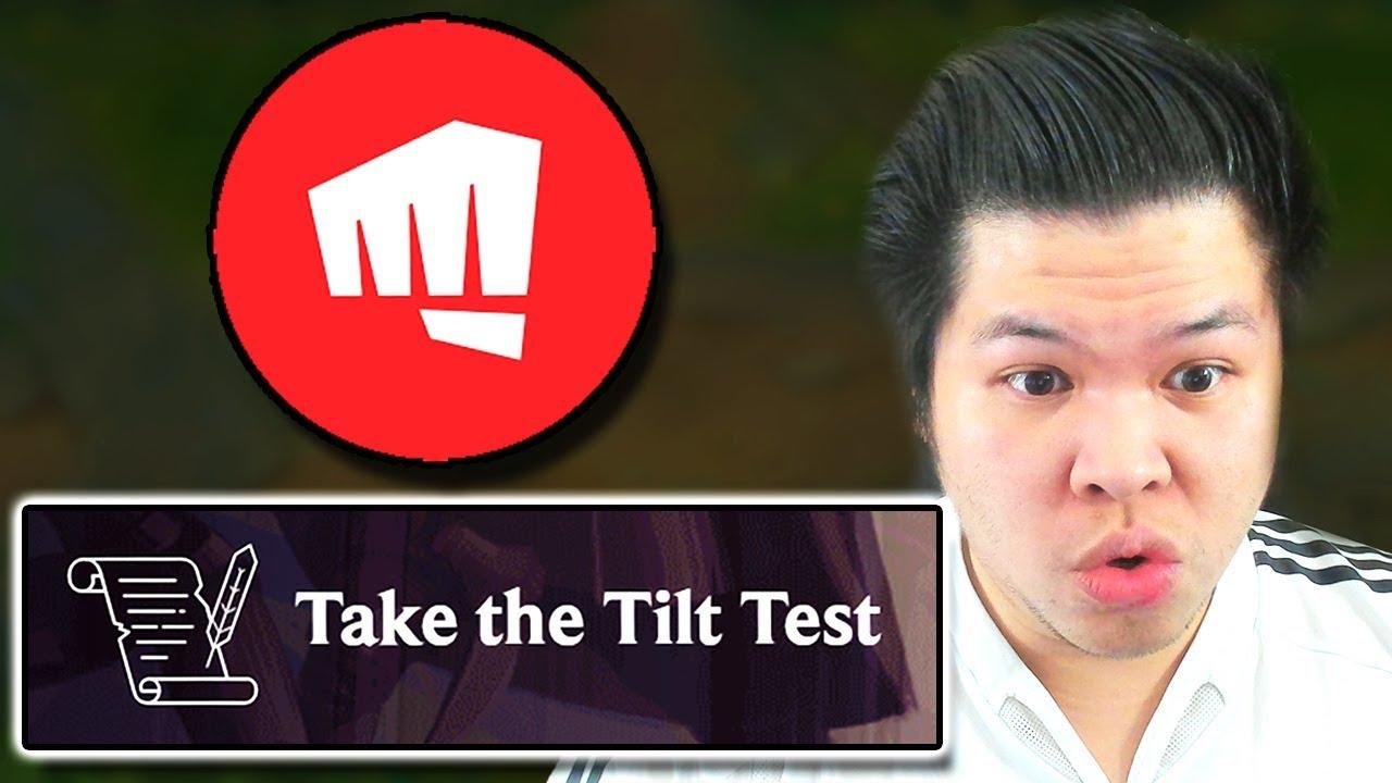 League Tilt Test