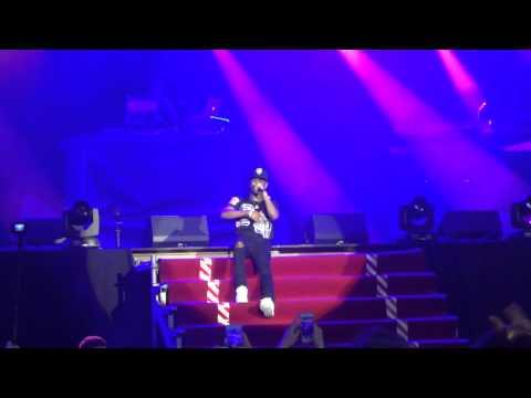 Big Sean - Stay Down & Research (Live at Orange Warsaw Festival 2015)
