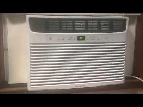 Frigidaire 10000 BTU Window Air Conditioner Review - I Like It A Lot