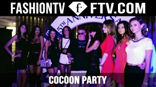 Cocoon Beach Club 5th Anniversary with FashionTV | FTV.com