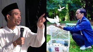 Download Video Heboh Lomba Kicau Burung Jokowi, Ustadz Abdul Somad Langsung Bilang Haram, Ini Dalilnya MP3 3GP MP4