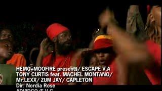 Capleton - Better Listen Up (2003 Escape Riddim Medley ft Mr Lexx, Zumjay, Tony Curtis)