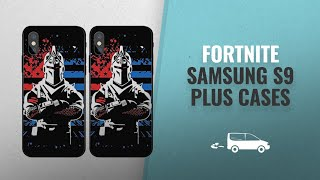 Top 10 Fortnite Samsung Galaxy S9 Plus Cases [2018 Best Sellers]: Black White Fortnite Galaxy S9