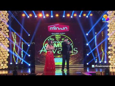 Flowers Comedy Awards 2016 Siddharth Menon