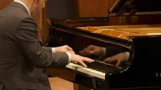 Russell Hirshfield, piano - Alexander Scriabin: Etude, Opus 8, No. 12