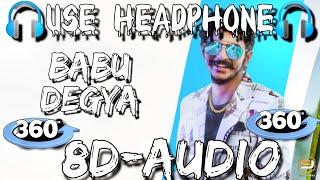 Bapu degya |8D-Audio |bapu degya 8d audio song| gulzaar chaniwala| bapu degya 8d song |bapu degya 3d