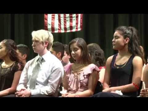 12th Annual World Language National Honor Society Induction Ceremony