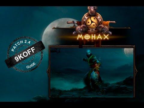 видео: diablo 3: монах саппорт 2.4