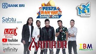 Armada Band -  Cinta Itu Buta. Live Alun - Alun Brebes