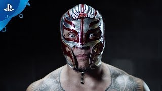 WWE 2K19 - Rey Mysterio Pre-Order Trailer | PS4