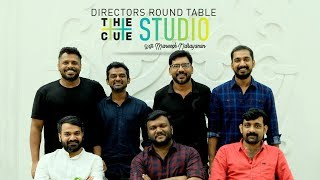 THE CUE STUDIO  | The Directors Roundtable | The Cue