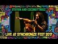 Steven and Coconutreez Live at SynchronizeFest   7 Oktober 2017