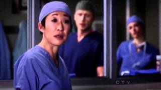 Grey's Anatomy 8.09 - Henry's death & Meredith and Alex's accident