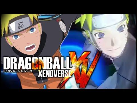 • Dragon Ball Xenoverse: Naruto Mod【HD】•