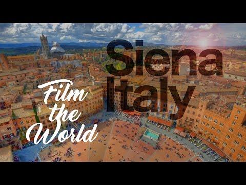 SIENA, ITALY - Film the World
