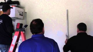 Father Of The Year Winner - Garage Installation