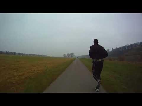 Fahrt mit dem Fahrrad zur Arbeit nach Dresden - Ride my bike to work