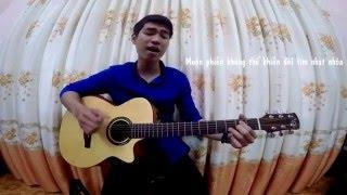 Sau Tất Cả - Guitar cover - Phước Hạnh Nguyễn