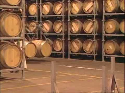 Genial Wine Barrel Rack System   RGB Industries   YouTube