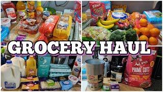 $350 Walmart, Sam's Club & Aldi Grocery Haul & Meal Plan