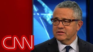 Toobin: First day I thought Trump may not finish term